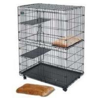 Фотография товара Лежанка для кошек Midwest Plush Cat Bed, 230 г, размер 25х50см.