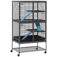 Фотография товара Клетка для грызунов Midwest, 50.394 кг, размер 92х561х160см., черный