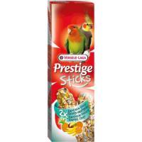 Фотография товара Палочки для попугаев Versele-Laga Prestige, 250 г, фрукты, семена, злаки