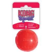 Фотография товара Игрушка для собак Kong Squeezz, 70 г, размер 6см., цвета в ассортименте