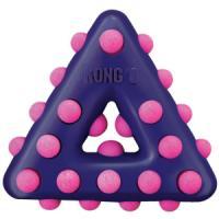 Фотография товара Игрушка для собак Kong Dotz, 270 г, размер 17см.