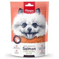 Фотография товара Лакомство для собак Wanpy Dog Salmon, 110 г