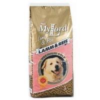 Фотография товара Корм для собак Dr. Alder's, 15 кг, Ягненок с рисом
