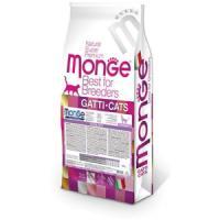 Фотография товара Корм для кошек Monge Sterilised , 10 кг