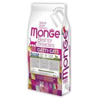 Фотография товара Корм для кошек Monge Sensitive , 10 кг