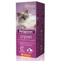 Фотография товара Успокоительное для кошек Relaxivet Спрей