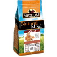 Фотография товара Корм для собак MEGLIUM Dog Adult, 15 кг, курица