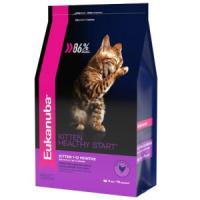Фотография товара Корм для котят Eukanuba Kitten, 2 кг, курица