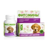 Фотография товара Витамины для щенков Веда