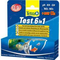 Фотография товара Тест-полоски для воды Tetra  Tetratest