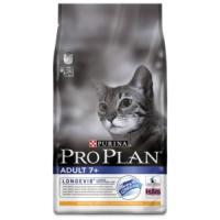 Фотография товара Корм для кошек Pro Plan Adult  7+, 1.5 кг, курица