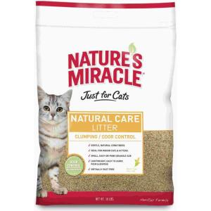 Наполнитель для кошачьего туалета 8 in 1 Natures Miracle, 4.875 кг
