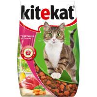 Фотография товара Корм для кошек Kitekat Аппетитная телятина , 1.9 кг, телятина