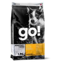 Фотография товара Корм для собак и щенков GO! Natural Holistic Sensitivity+Shine, 11.35 кг, утка с овсянкой
