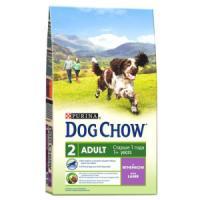 Фотография товара Сухой корм для собак Purina Dog Chow Adult, 14 кг, ягненок
