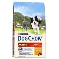 Фотография товара Сухой корм для собак Purina Dog Chow Active, 14 кг, курица
