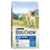 Фотография товара Сухой корм для собак Purina Dog Chow Adult Large Breed, 14 кг, индейка