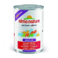 Фотография товара Консервы для кошек Almo Nature Dailymenu BIO, 400 г, говядина