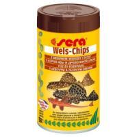 Фотография товара Корм для лорикариевых сомов Sera Wels Chips, 38 г