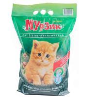 Фотография товара Наполнитель для кошачьего туалета Мурзик, 2.5 кг