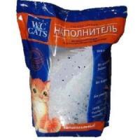 Фотография товара Наполнитель для кошачьего туалета Wc Closet, 5 кг