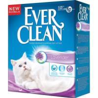Фотография товара Наполнитель для кошачьего туалета Ever Clean Lavender, 10 кг