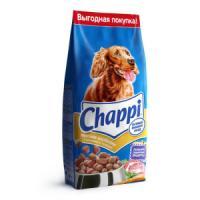 Фотография товара Корм для собак Chappi Сытный мясной обед, 15 кг, мясное ассорти