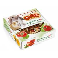 Фотография товара Лакомство для грызунов Little One Vegetable pizza