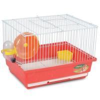 Фотография товара Клетка для грызунов Triol, размер 30х23х21см., цвета в ассортименте