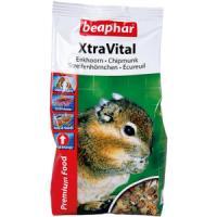 Фотография товара Корм для белок и  бурундуков Beaphar Xtravital, 900 г, зерновые, семена, овощи, орехи