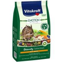Фотография товара Корм для дегу Vitakraft Beauty Selection, 600 г, злаки, овощи, семена