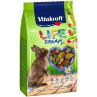 Фотография товара Корм для кроликов Vitakraft Life Dream, 600 г