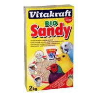 Фотография товара Биопесок для птиц Vitakraft Bio Sandy, 2 кг