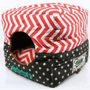 Домик для собак и кошек Katsu Восток S S, 1 кг, размер 30х30х16см.