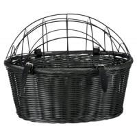 Фотография товара Корзина для перевозки Trixie Bicycle Basket, 90 г, размер 44×34×35см., серый