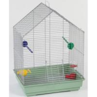 Фотография товара Клетка для птиц Велес Lusy Fly, 1 кг, размер 30х42х63см.