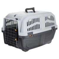 Фотография товара Переноска для собак и кошек MPS Skudo 2, размер 2, 1.68 кг, размер 55х36х35см., серый