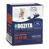 Фотография товара Корм для собак Bozita Chicken, 370 г, курица