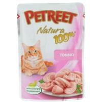 Фотография товара Корм для кошек Petreet Natura, 100 г, тунец