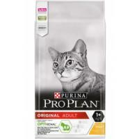 Фотография товара Корм для кошек Pro Plan Adult, 10 кг, курица