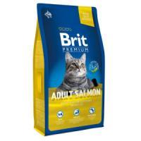 Фотография товара Корм для кошек Brit Premium Cat Adult Salmon, 300 г, лосось