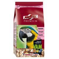 Фотография товара Корм для попугаев Versele-Laga Prestige Premium Parrot, 1 кг, злаки, семена