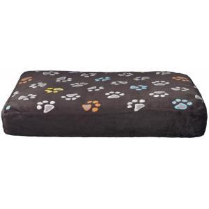 Лежак для собак Trixie Jimmy XL, размер 120х80см., серый