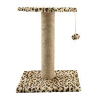 Фотография товара Когтеточка для кошек Гамма Щг-16500, размер 36х36х45см., бежевый