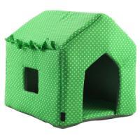 Фотография товара Домик для собак и кошек Гамма Дг-06721, размер 36х40х380см., цвета в ассортименте