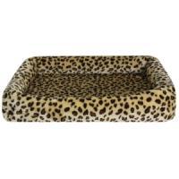 Фотография товара Лежанка для собак и кошек Гамма Шарлотта Гранд L, размер 66х56х13см., цвета в ассортименте
