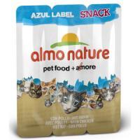 Фотография товара Колбаски для кошек Almo Nature Azul Label Snack Cat, 15 г, курица
