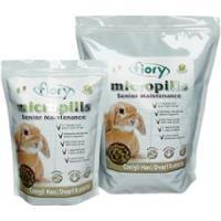 Фотография товара Корм для карликовых кроликов Fiory Micropills Dwarf Rabbits, 2.1 кг, травы