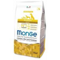 Фотография товара Корм для собак Monge Dog Speciality, 2.5 кг, курица