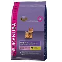 Фотография товара Eukanuba Puppy Small Breed корм для щенков, 800 г: купить с доставкой